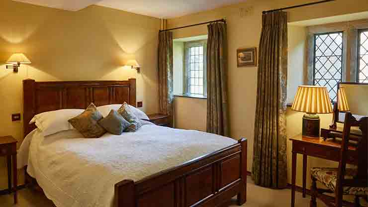 Image for The Classic Room Midweek Break at Bailiffscourt