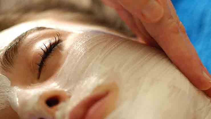 Champagne Truffle Facial Therapy 90 minutes