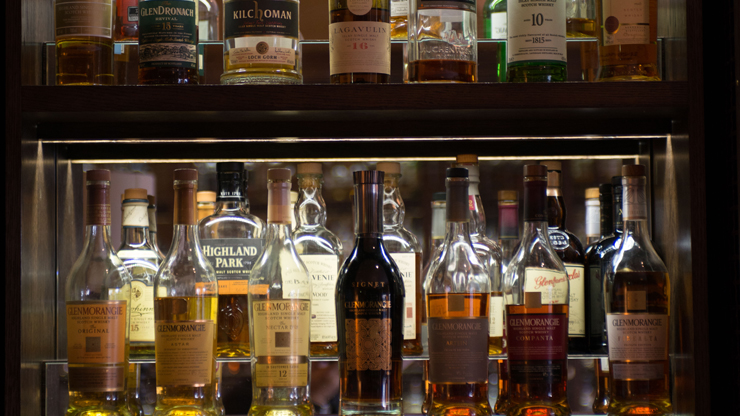 Regions Whisky Journey at Scotch for two