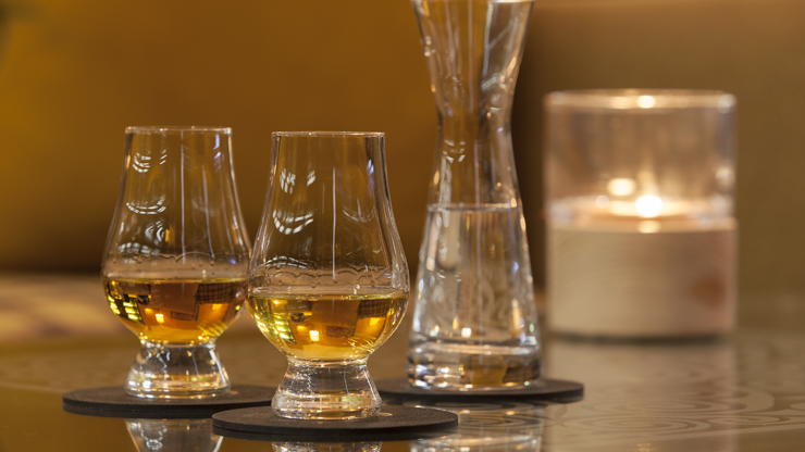 Rare and Old Whisky Journey at Scotch for two