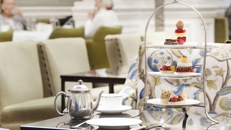 The Balmoral Afternoon Tea For Two