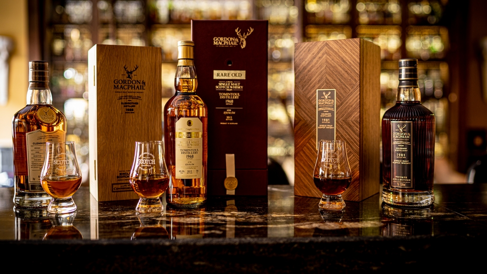 Rare & Ghosted For Two - SCOTCH Whisky Journey