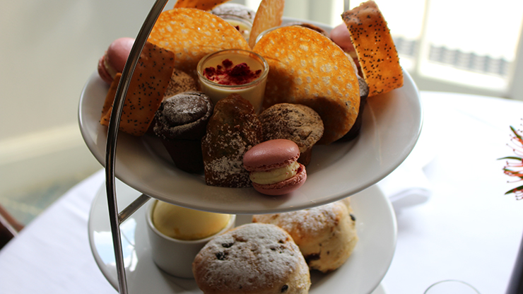 Afternoon Tea for Three