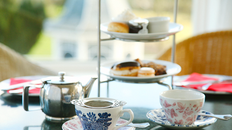 Image for Afternoon tea for two gift voucher