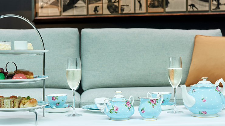 Savoy Afternoon Tea Experience for Two