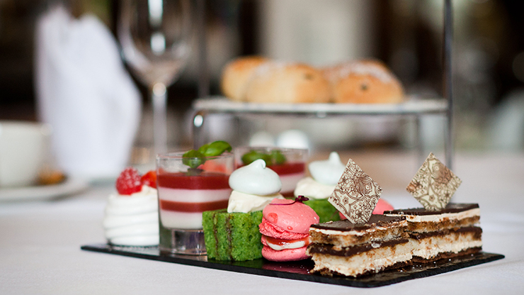 Indulgent Afternoon Tea for Two - Monday to Thursday