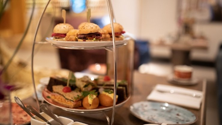 Dilmah Afternoon Tea for Two