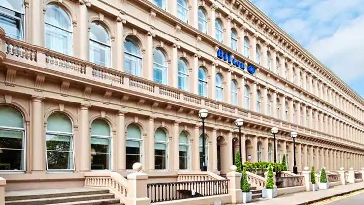 £100 Gift Voucher for Hilton Glasgow Grosvenor