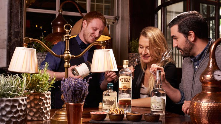 Gin Masterclass for Three
