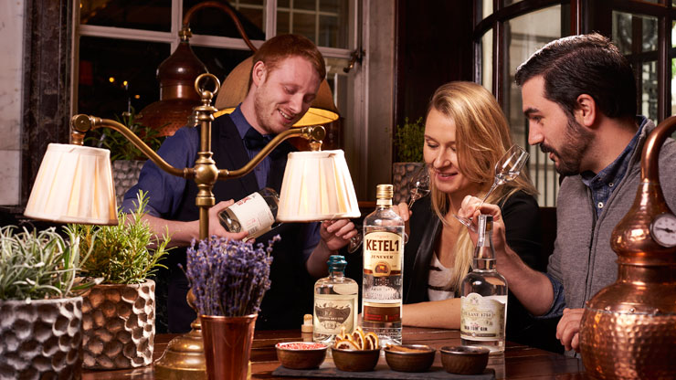 Gin Masterclass for Four
