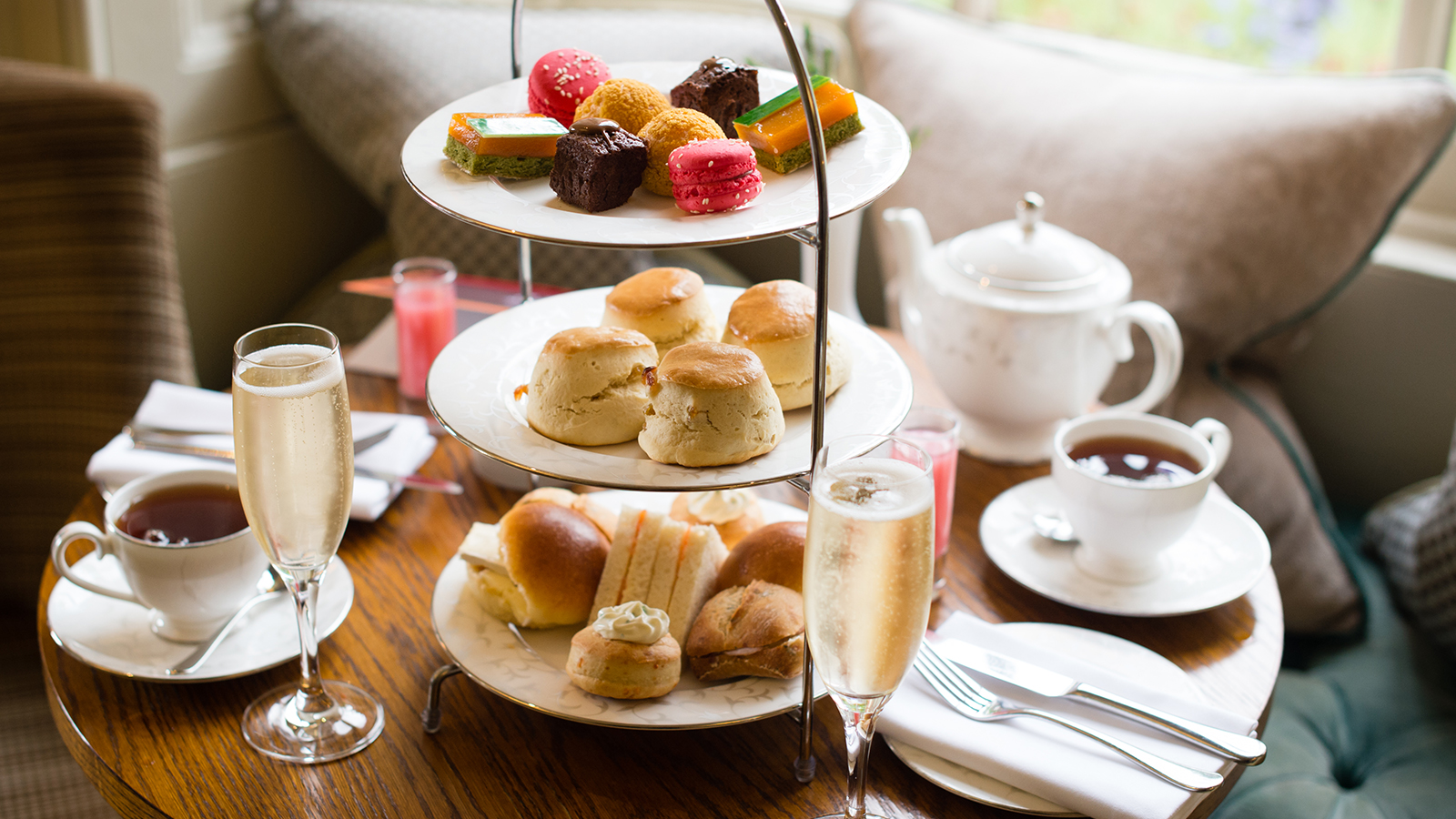 Image for Sparkling Afternoon Tea for two