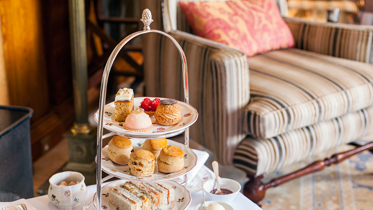 Full Afternoon Tea for two