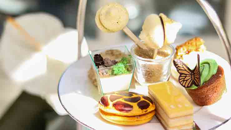 Little Prince and Princess Afternoon Tea for Two