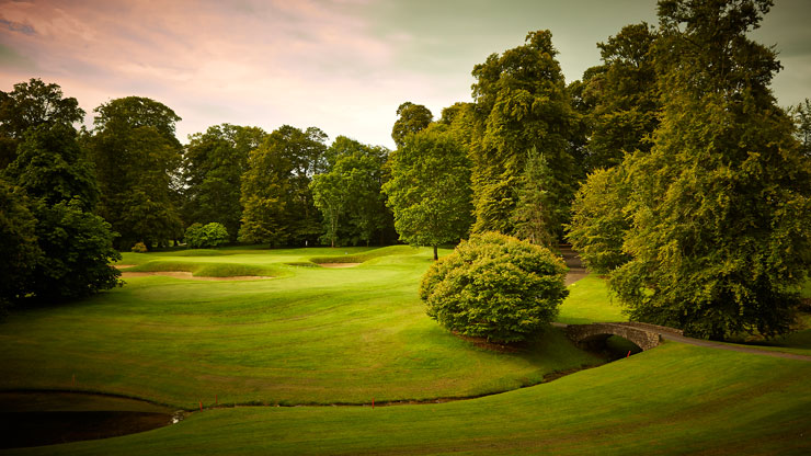 Fourball at Mount Juliet - All Year