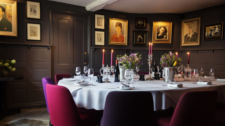 STAY AND DINE AT THE OLD PARSONAGE, SUNDAY TO THURSDAY
