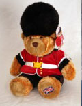 Image for Adorable Guardsman Bear