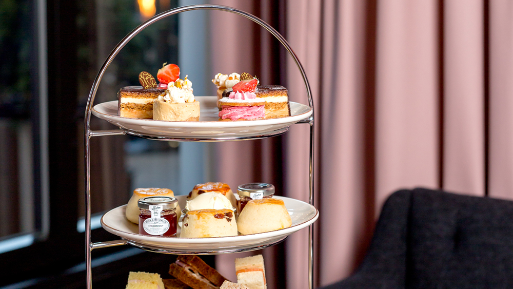 Afternoon Tea For Two In London