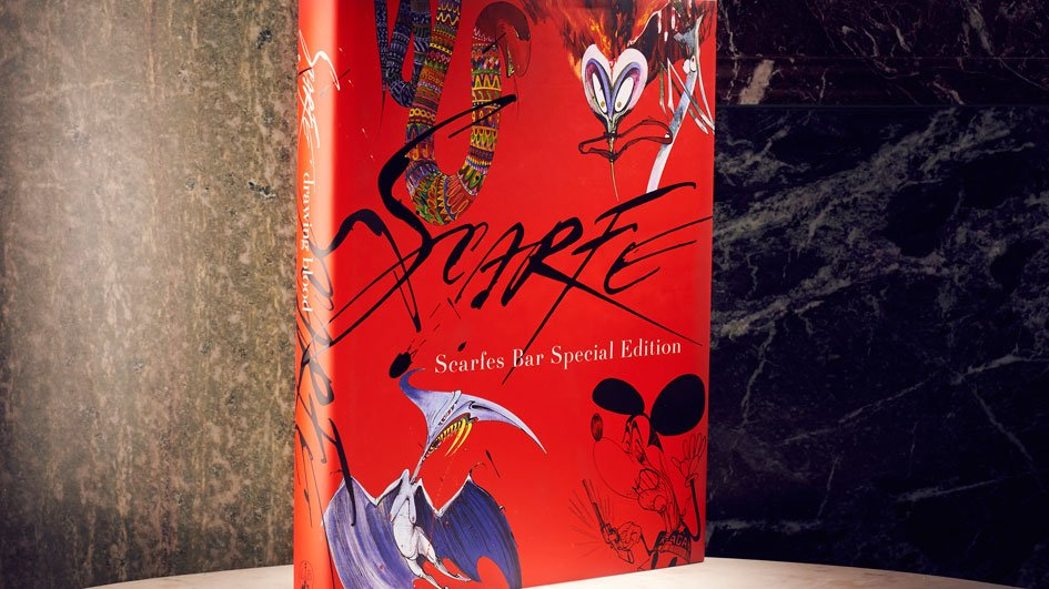 Scarfe: Drawing Blood Special Edition