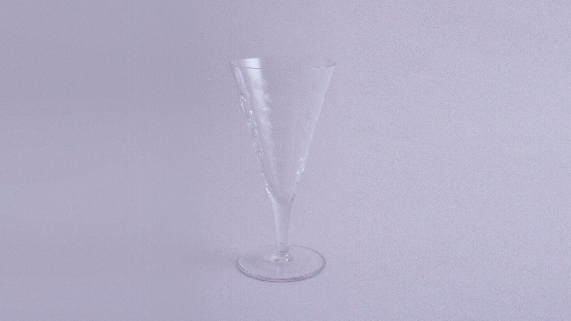 The Savoy Cocktail Glasses (Bubble Design)