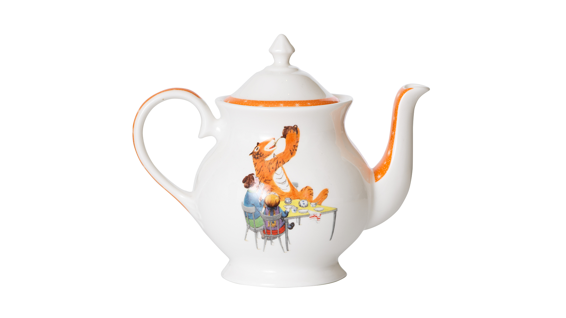 The Tiger Who Came to Tea at The Savoy - Teapot
