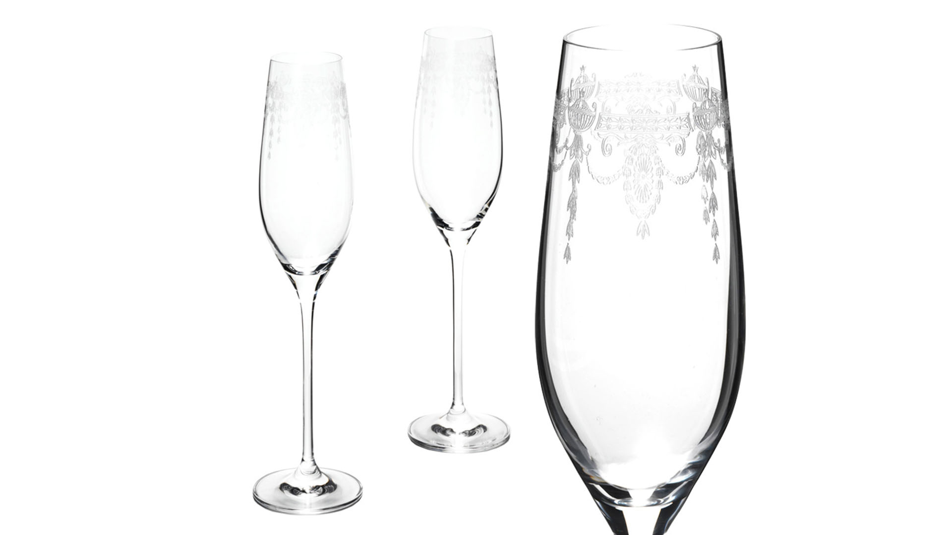 The Savoy Champagne Glasses