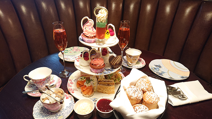 Romancing Afternoon Tea for Two